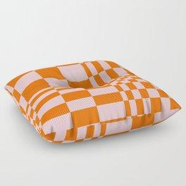 Abstraction_ILLUSION_01 Floor Pillow