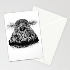 Fuming Crow Stationery Cards