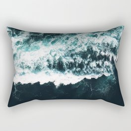 Oceanholic #society6 #decor #buyart Rectangular Pillow