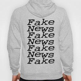 Fake News Hoody