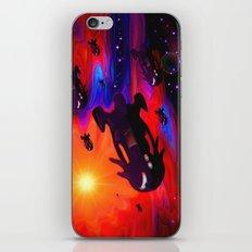 Space Armada iPhone & iPod Skin