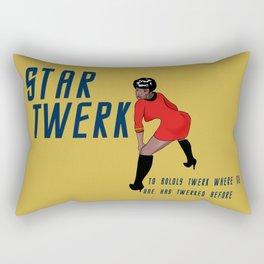 STAR TWERK Rectangular Pillow