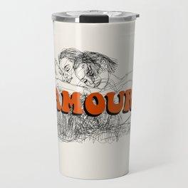 Amour Travel Mug