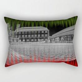 Castle Grosslaupheim Rectangular Pillow