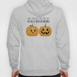 Pumpkin Botox Hoody