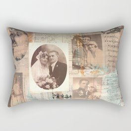 And They Lived Happily Ever After... Rectangular Pillow