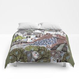 Rainy Days Comforters