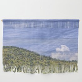 Wavy Mountains Wall Hanging