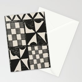 Tapa | Barkcloth | Pacifica | Pasifica | Abstract Patterns | Pacific Islands | Tribal | Ethnic | Stationery Cards