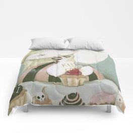 R.I.P CAKES Comforters