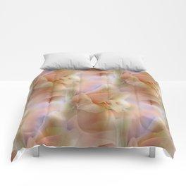 flowers -4- seamless pattern Comforters