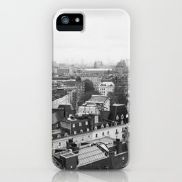 View from the west iPhone Case