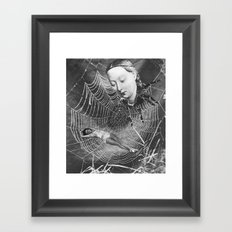 Arachn Framed Art Print
