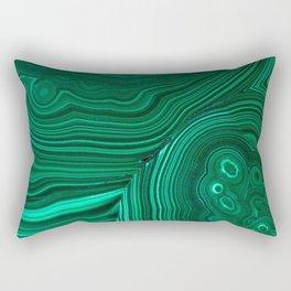 Malachite Rectangular Pillow
