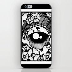 ojo japones iPhone & iPod Skin