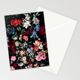 Midnight Garden XVII Stationery Cards