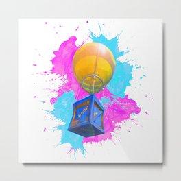 drop supply legendary watercolor Metal Print