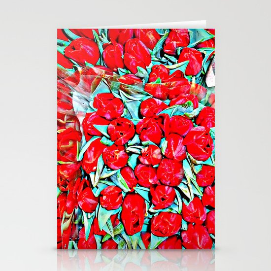 tulps Stationery Cards