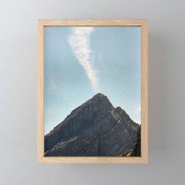 Great. Smokey. Mountain. Framed Mini Art Print