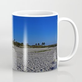 The Beach at Gasparilla State Park I Coffee Mug