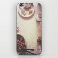 Continental Breakfast iPhone & iPod Skin