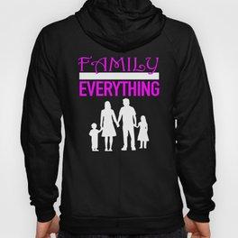 Family Over Everything Design For Women Hoody