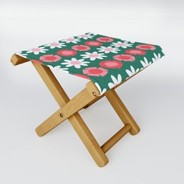 Peggy Green Folding Stool