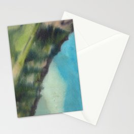 Mountain Side Stationery Cards