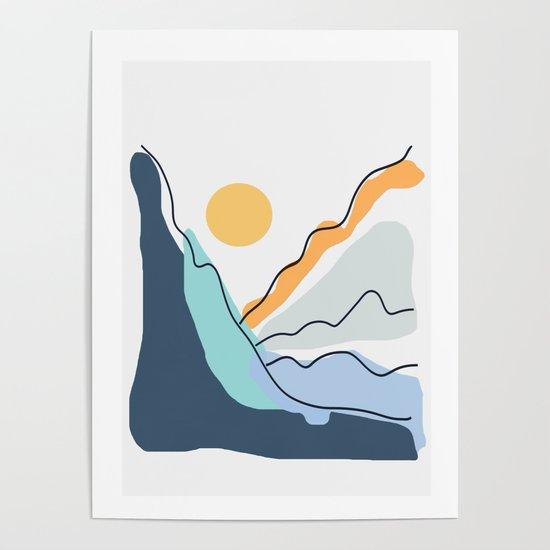 Minimalistic Landscape II by nadja1