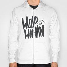 Wild Woman x Blue Hoody