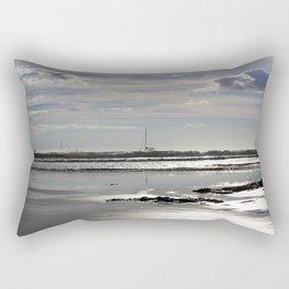 Tamarindo Beach Rectangular Pillow