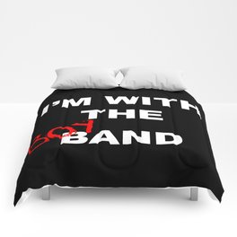 I'm With the Boy Band Comforters