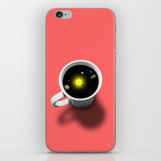 Cup of universe iPhone & iPod Skin