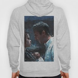 The Confrontation With Marla Singer - Fight Hoody