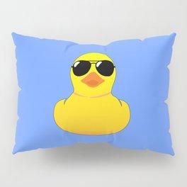 Cool Rubber Duck Pillow Sham