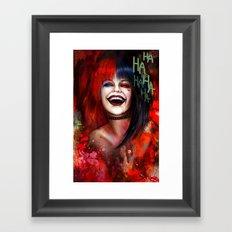 Harley Framed Art Print