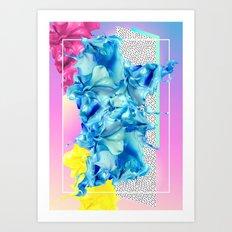 Alothea Art Print