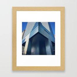 601 Lexington New York Framed Art Print