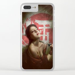 KATANA Clear iPhone Case