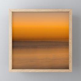 Seascape 012 Framed Mini Art Print
