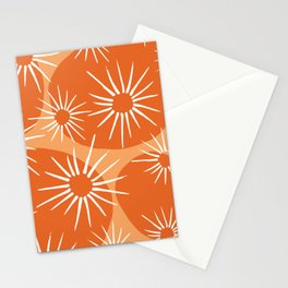 Fifties Modern 12 Stationery Cards