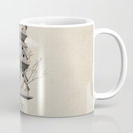 Bird Houses - Stay Home Coffee Mug