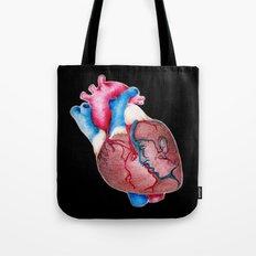 1 HEART 4 2 Tote Bag