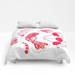 Bird of Hope Comforters