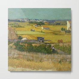 Vincent Van Gogh Metal Print