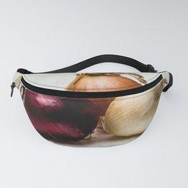 Three onions Fanny Pack