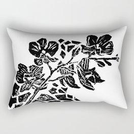 Orchidelirium Rectangular Pillow