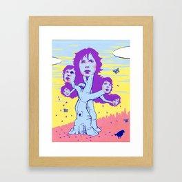 BECK Framed Art Print