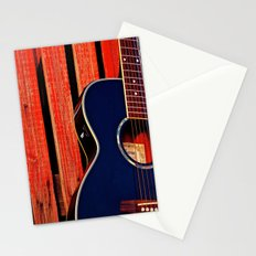 6 Strings and a Barn Stationery Cards