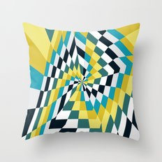 Abstract Angles 2 Throw Pillow